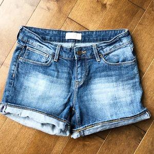 ZARA Women's Denim Shorts